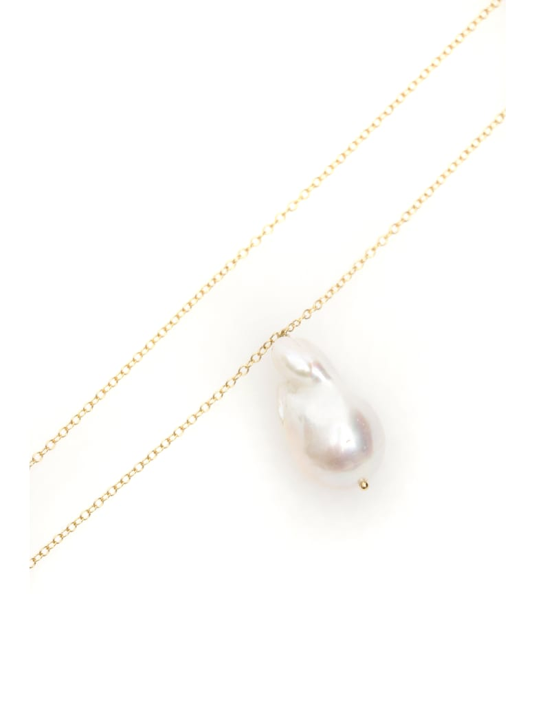 Timeless Pearly Necklace With Pearl - VARIANTE ABBINATA (White)