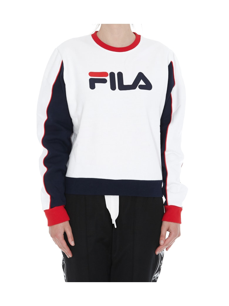 Fila Nuria Sweatshirt - White