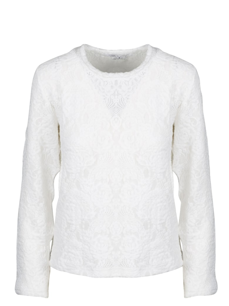 Comme des Garçons Comme des Garçons T-shirt - White