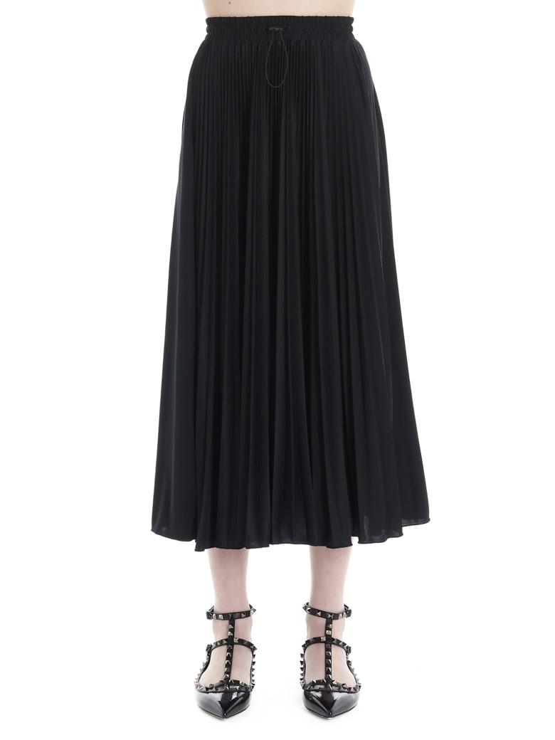 Valentino 'vltn Star'skirt - Black