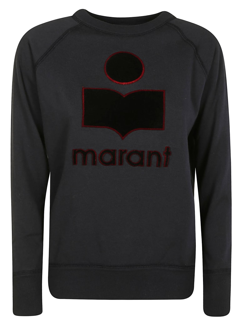 Isabel Marant Milly Sweatshirt - Faded Black