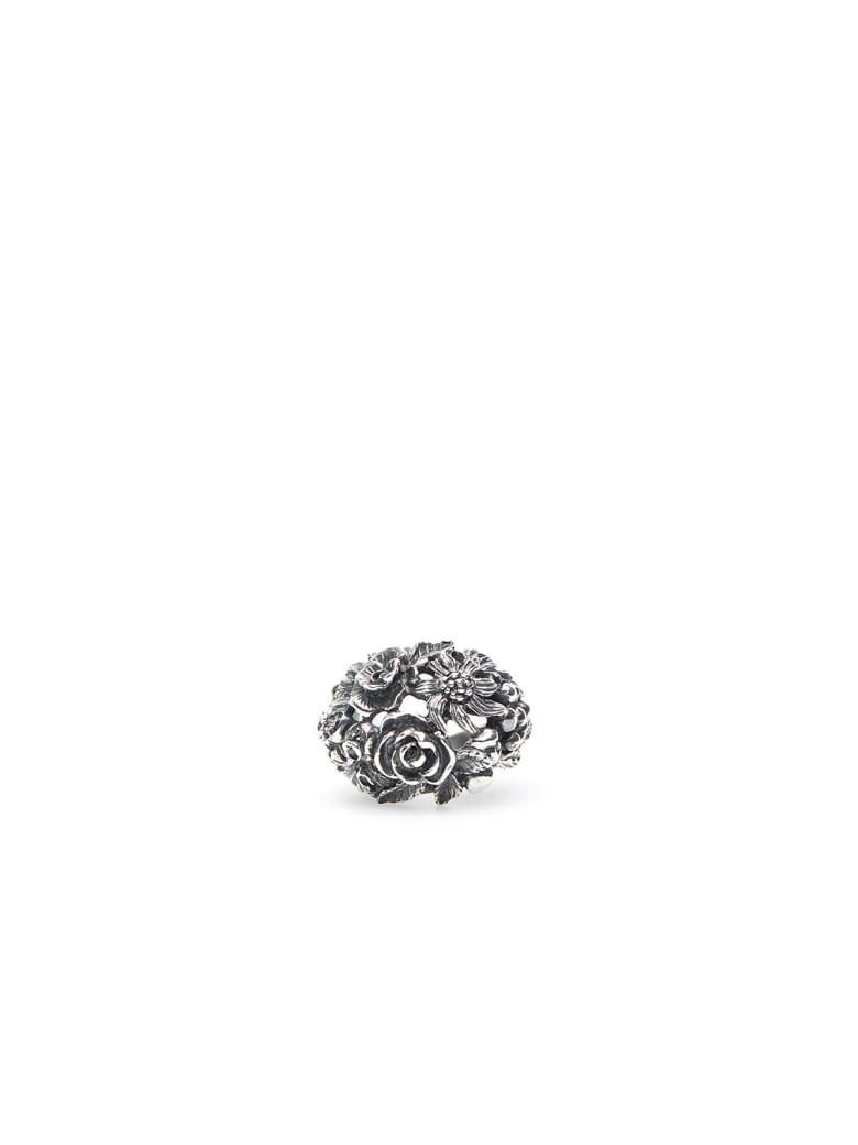 Ugo Cacciatori Bush Ring - Silver