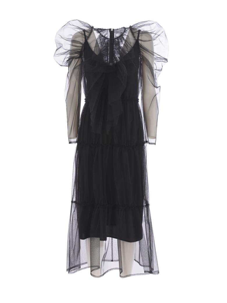 Act n.1 Dress - Nero