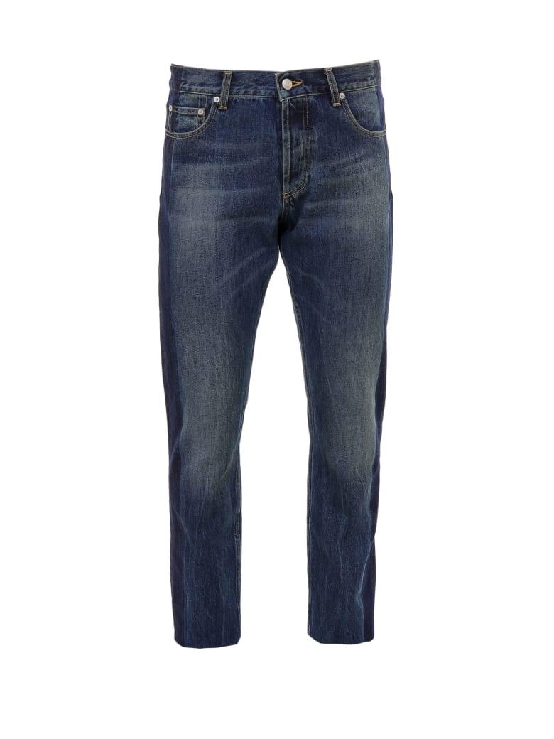 Alexander McQueen Jeans - Blue