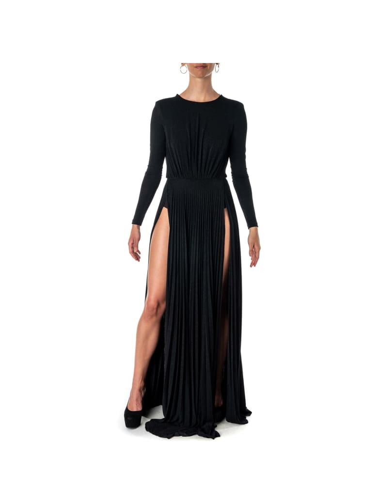 Elisabetta Franchi Celyn B. Elisabetta Franchi Red Carpet Dress - BLACK