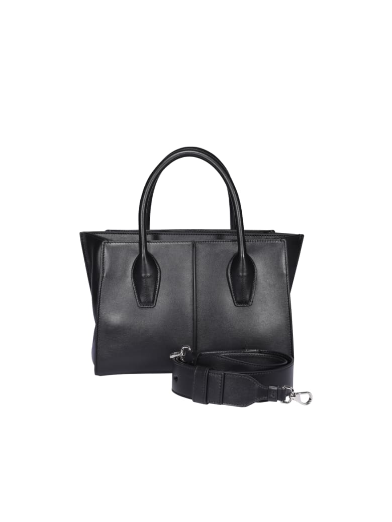 Tod's Shopping Bag - Black