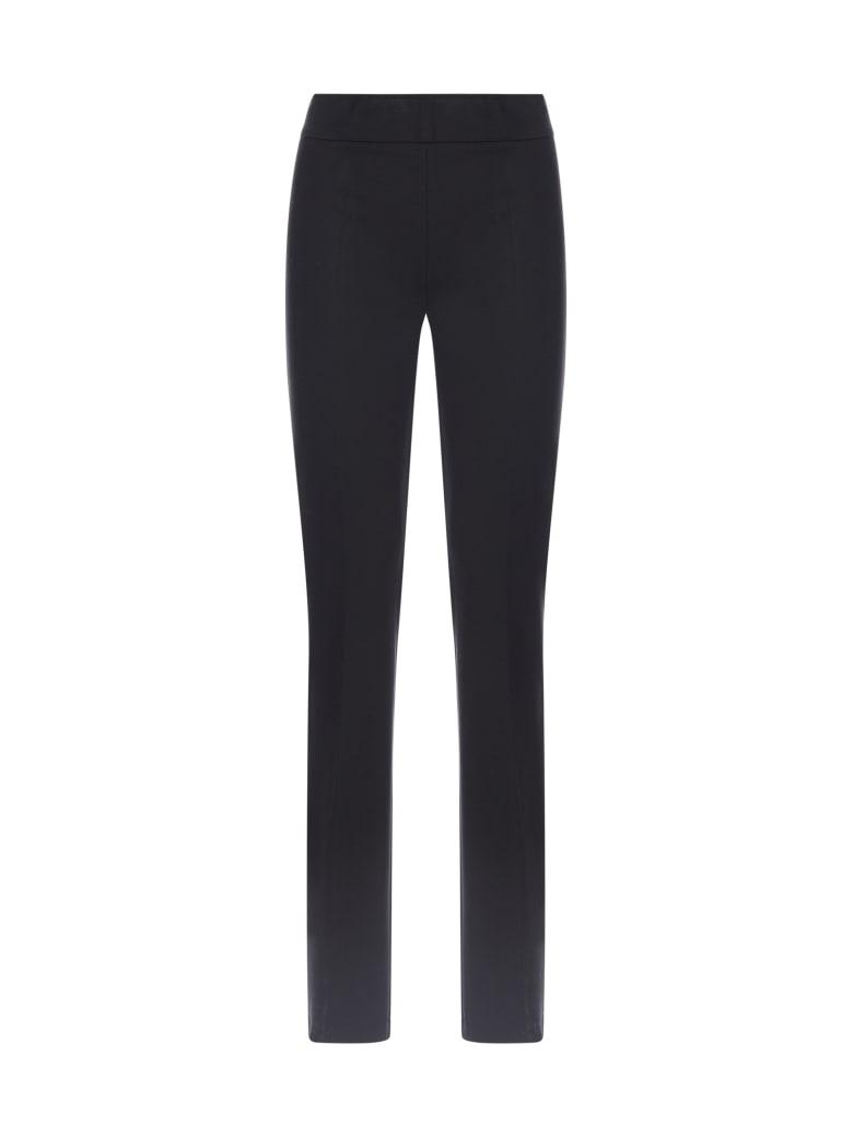 Blanca Vita Pola Bootcut Trousers - Onice