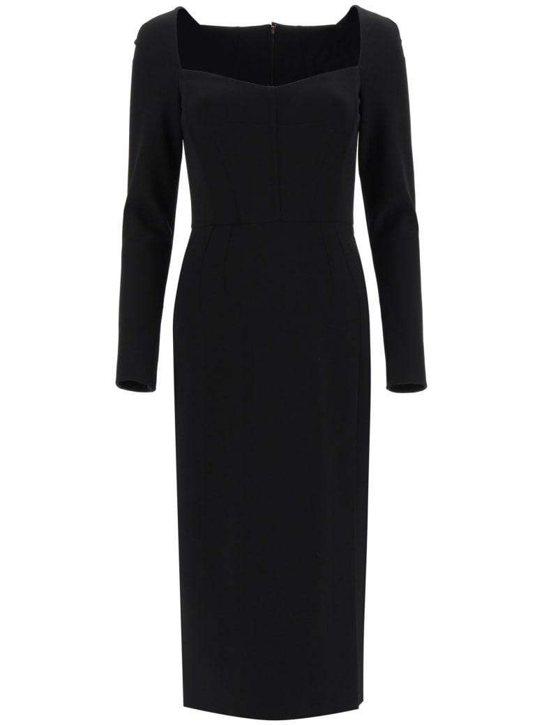 Dolce & Gabbana Cocktail Dress - NERO (Black)