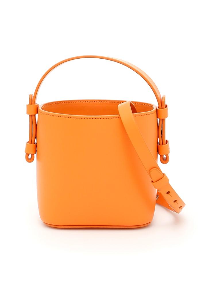Nico Giani Mini Bucket Bag - ORANGE (Orange)