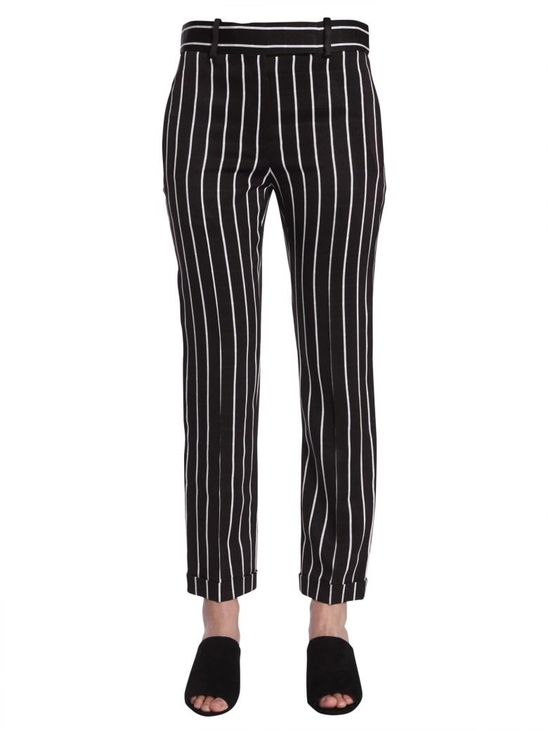 Haider Ackermann Striped Trousers - NERO