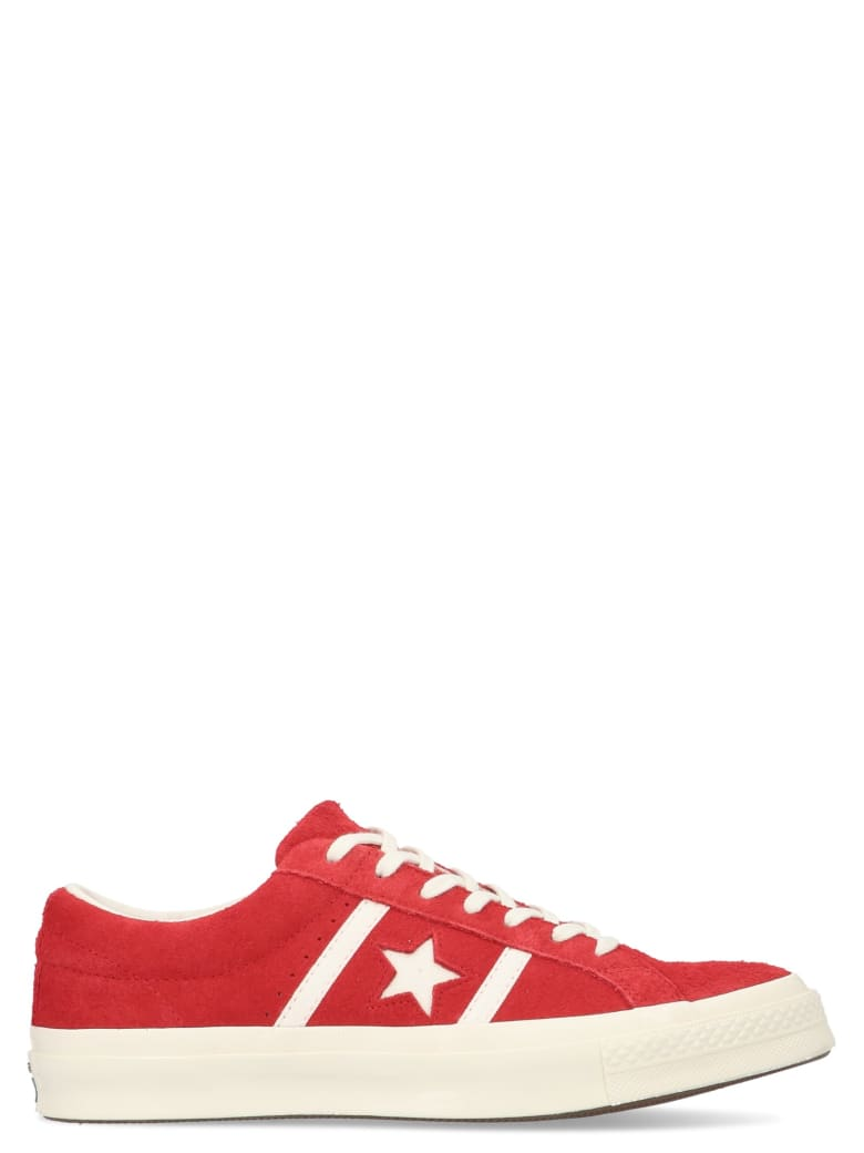 Converse 'academy' Shoes - Red