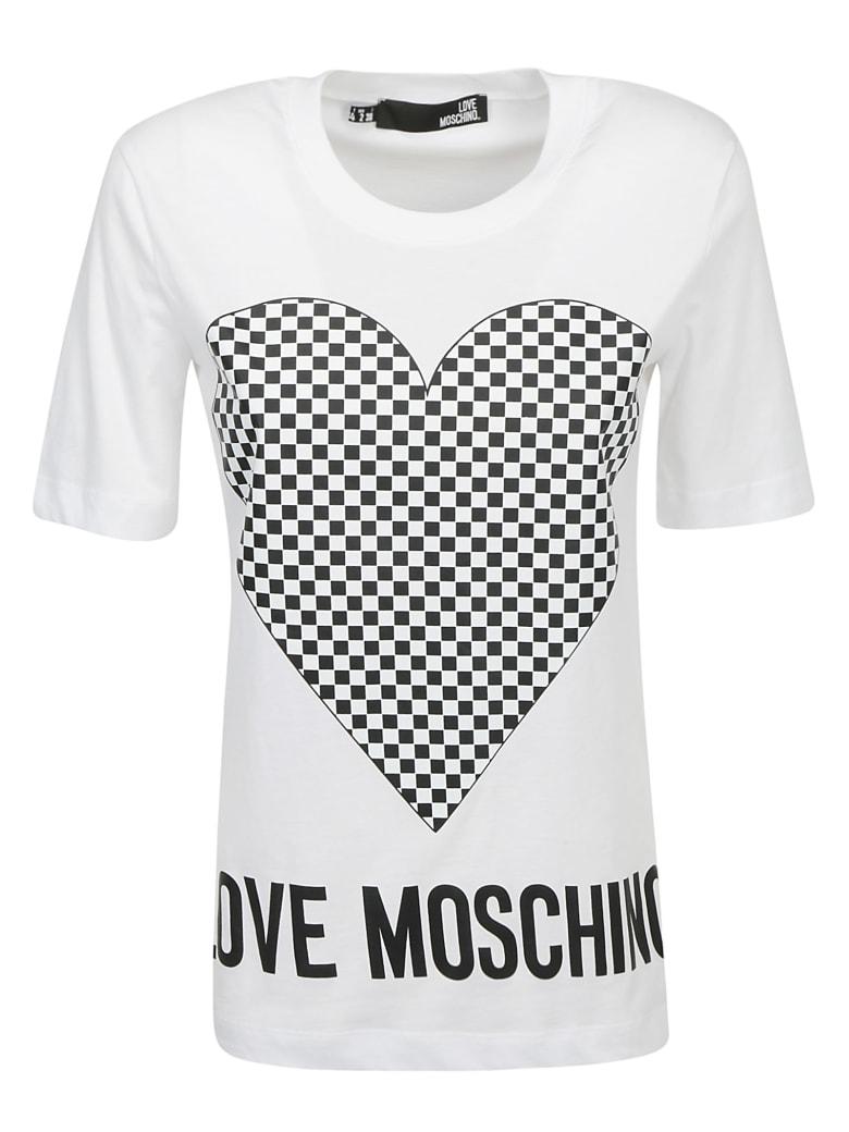 Love Moschino T-shirt - White