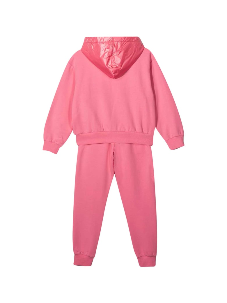 Moschino 2-piece Sports Suit - Rosa
