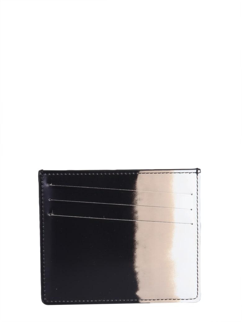 Maison Margiela Card Holder With Logo - NERO