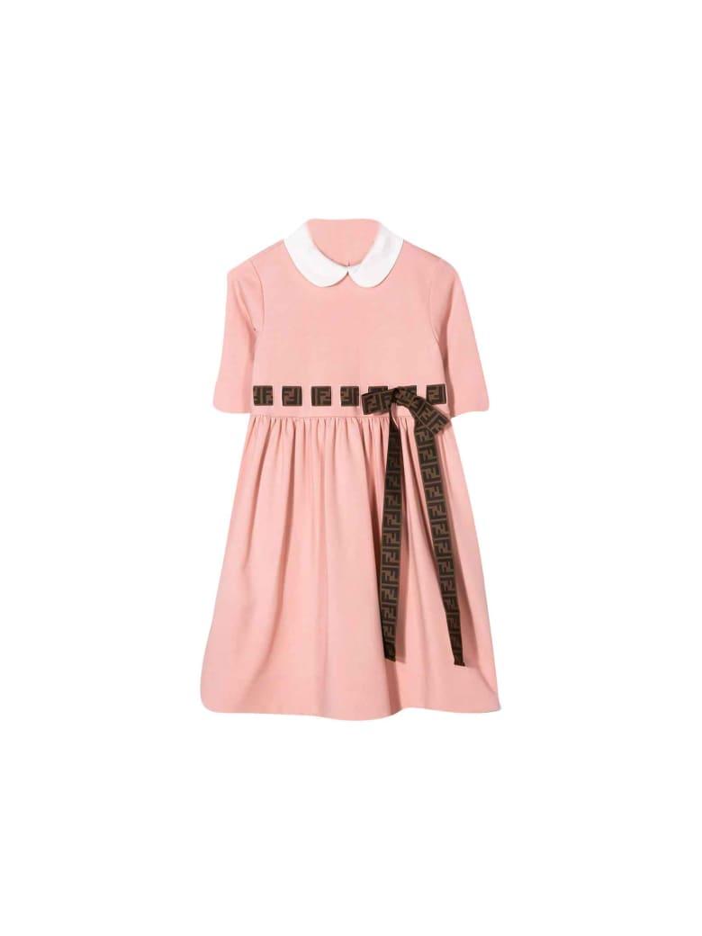 Fendi Pink Dress - Rococo