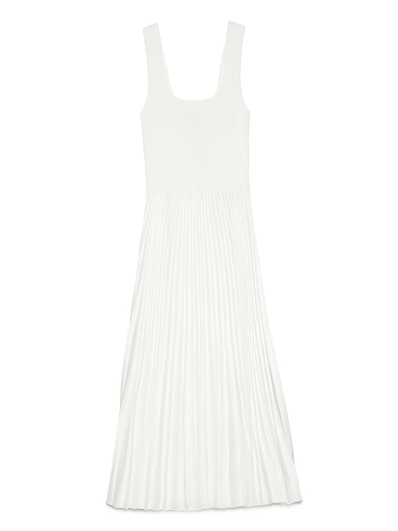 Theory Dress - White