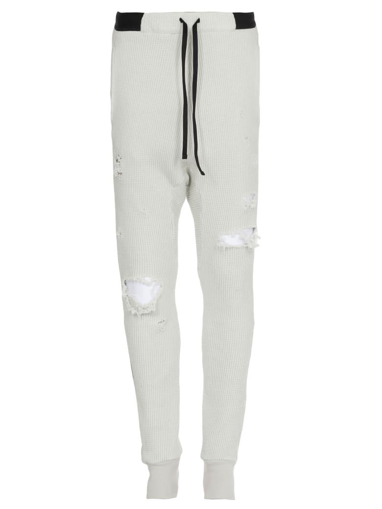 Ben Taverniti Unravel Project Cotton Pants - BEIGE NO C