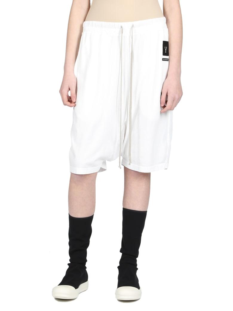 DRKSHDW Trousers - Bianco