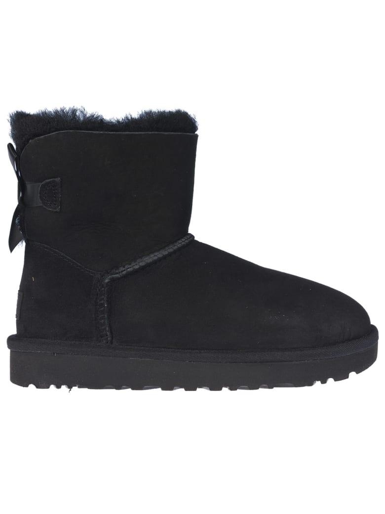 UGG Mini Bailey Bow Ii Boots - Black