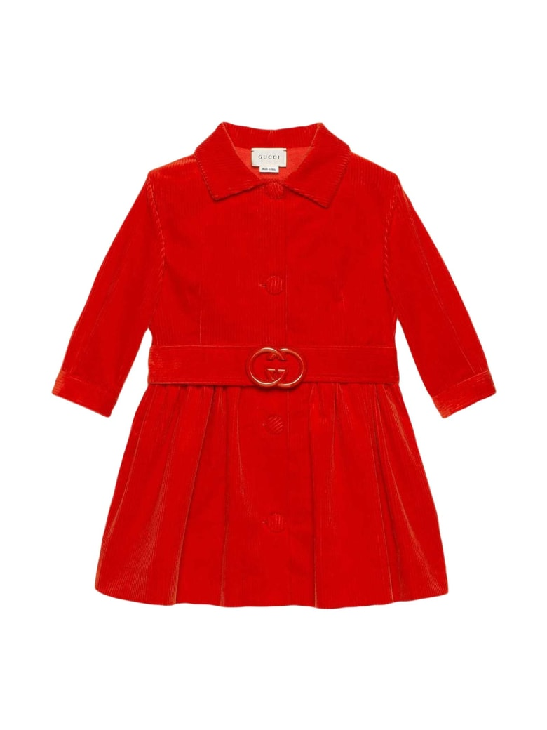 Gucci Red Dress - Rosso