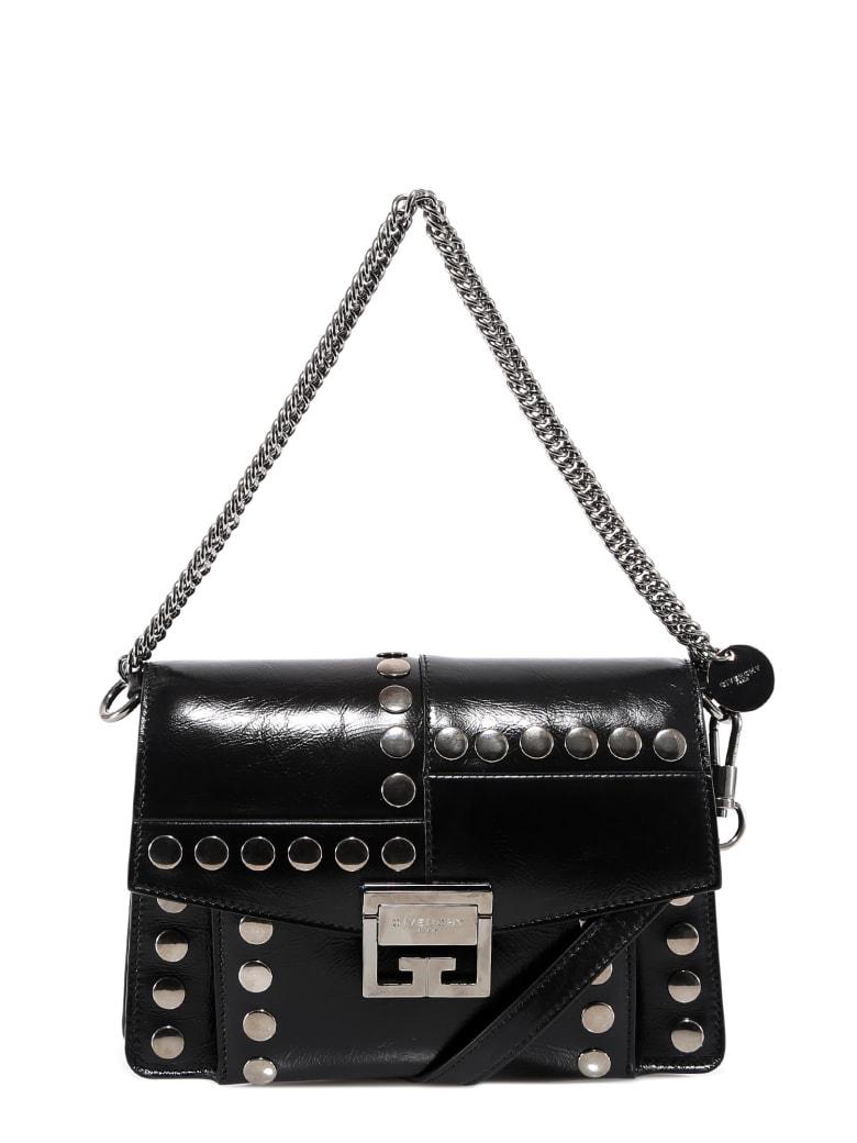 Givenchy Stud Detailed 2g Shoulder Bag - Black