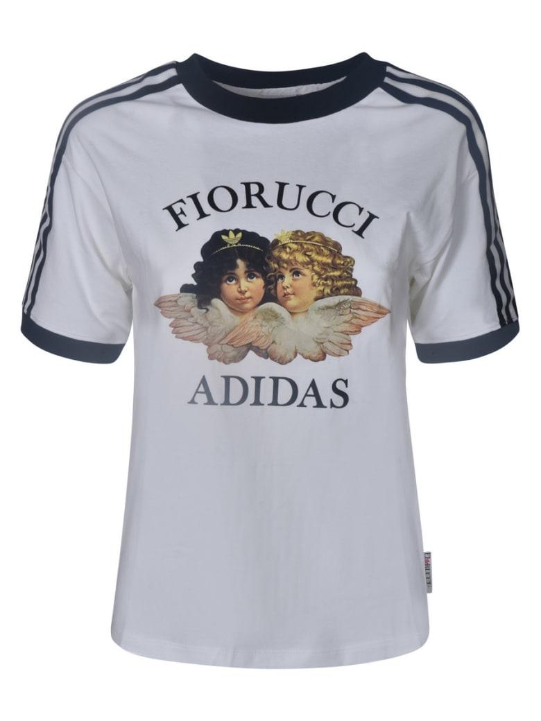 Adidas Short Sleeve T-Shirt - White