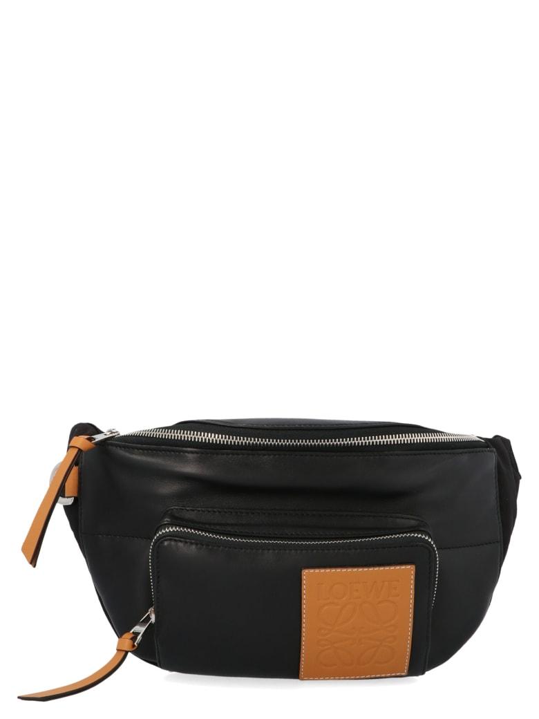 Loewe 'puffy' Bag - Black