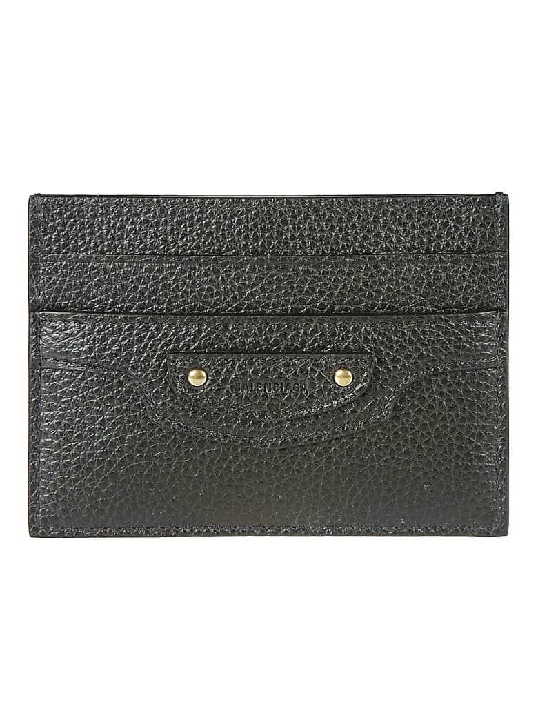 Balenciaga Neo Classic Card Holder - Nero