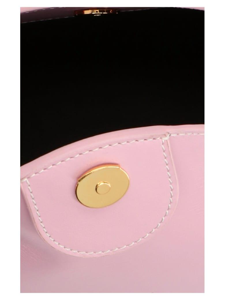 YUZEFI 'dinner Roll' Bag - Pink