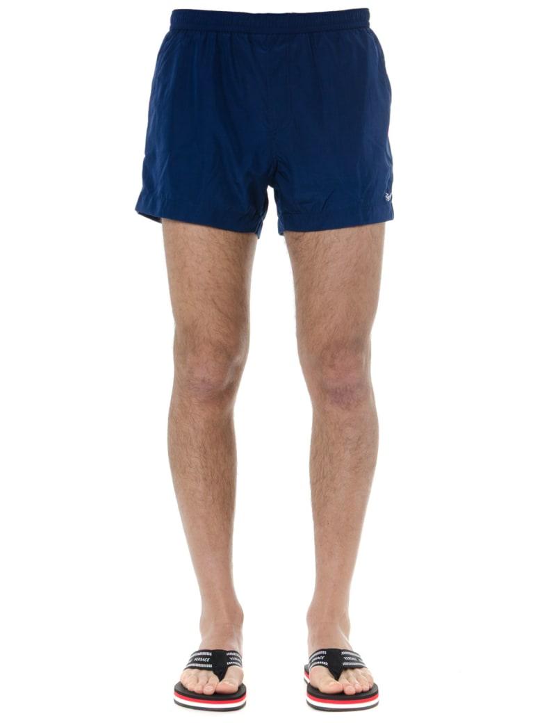 Ermenegildo Zegna Blue Swim Shorts - Blu
