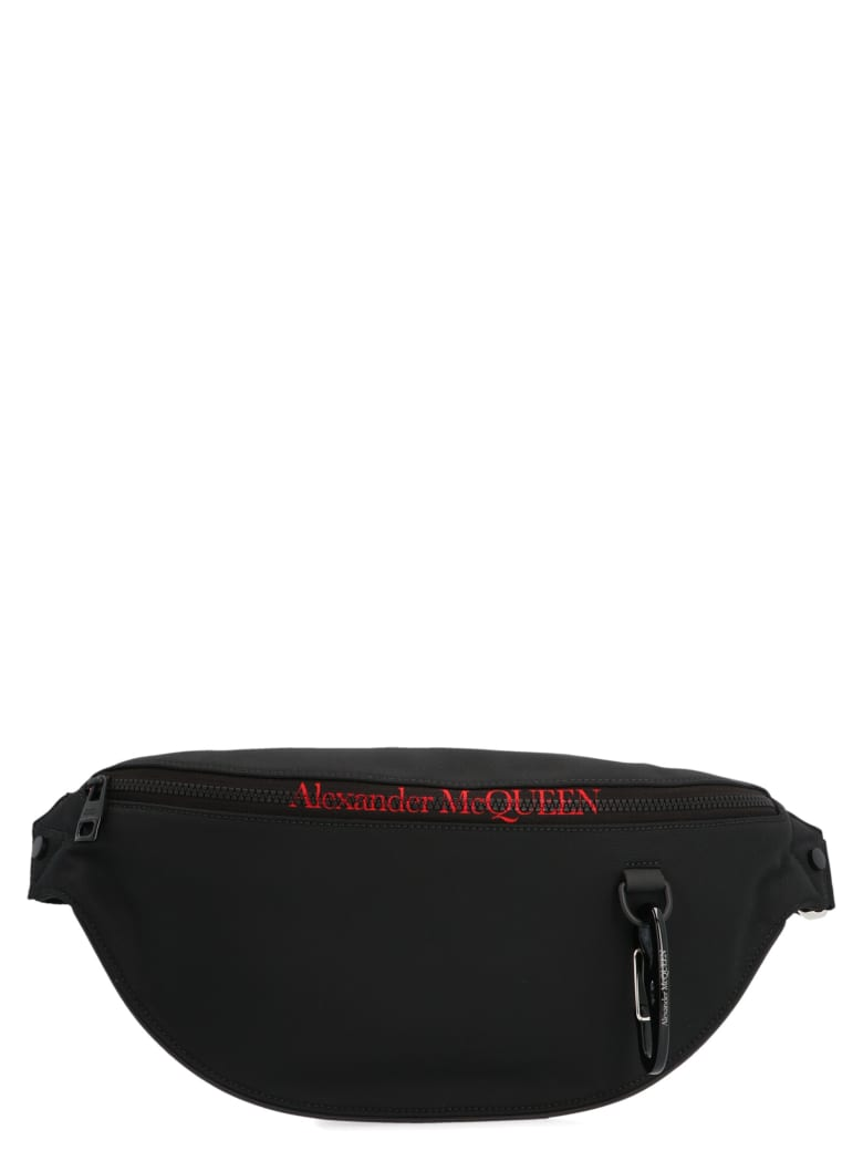 Alexander McQueen 'urban' Bag - Black