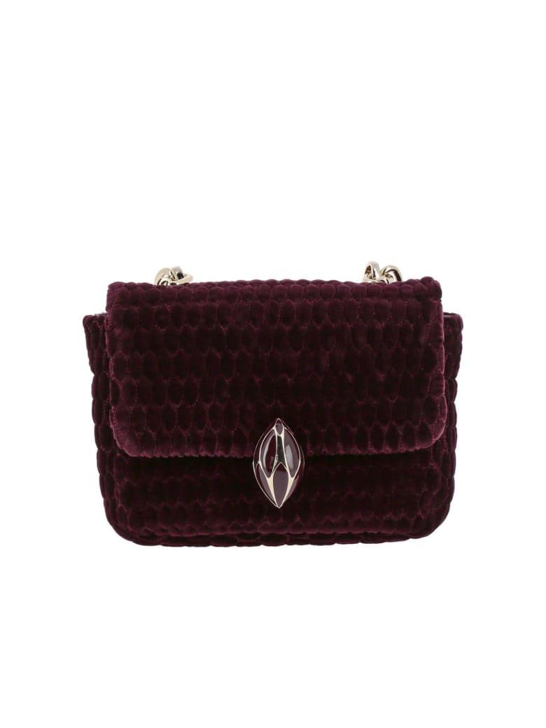 f.e.v. by Francesca E. Versace Mini Bag Shoulder Bag Women F.e.v. By Francesca E. Versace - burgundy