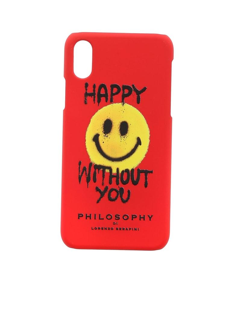 Philosophy di Lorenzo Serafini Hi-Tech Accessory - Red