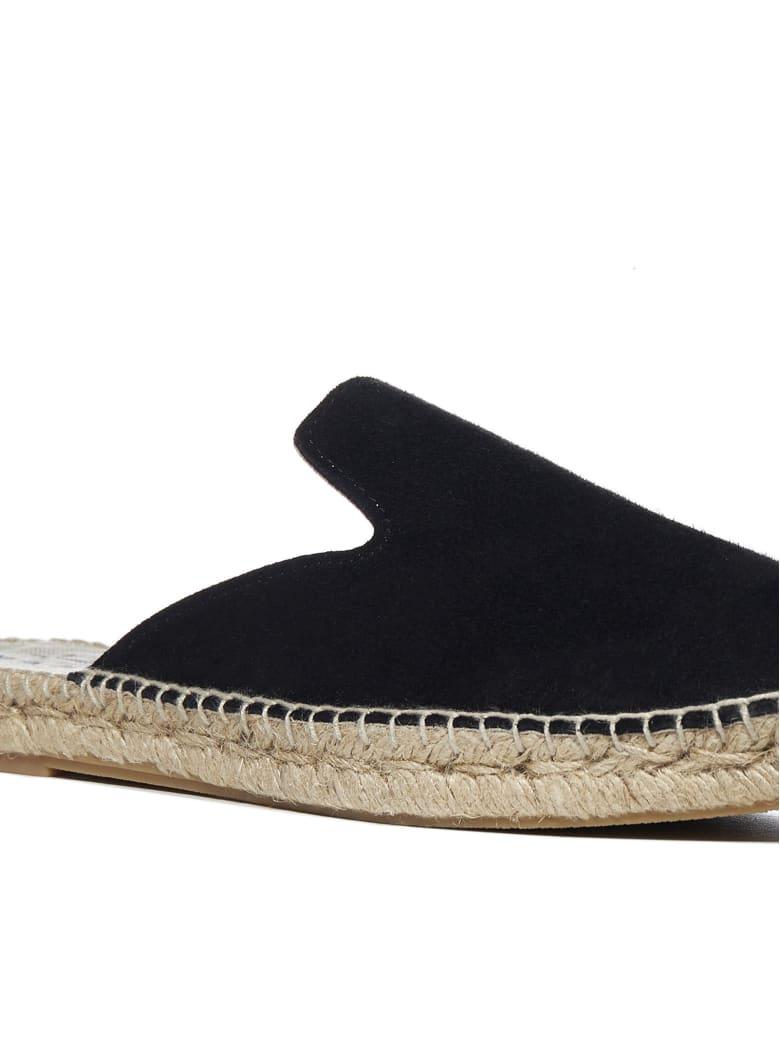 Manebi Flat Shoes - Black