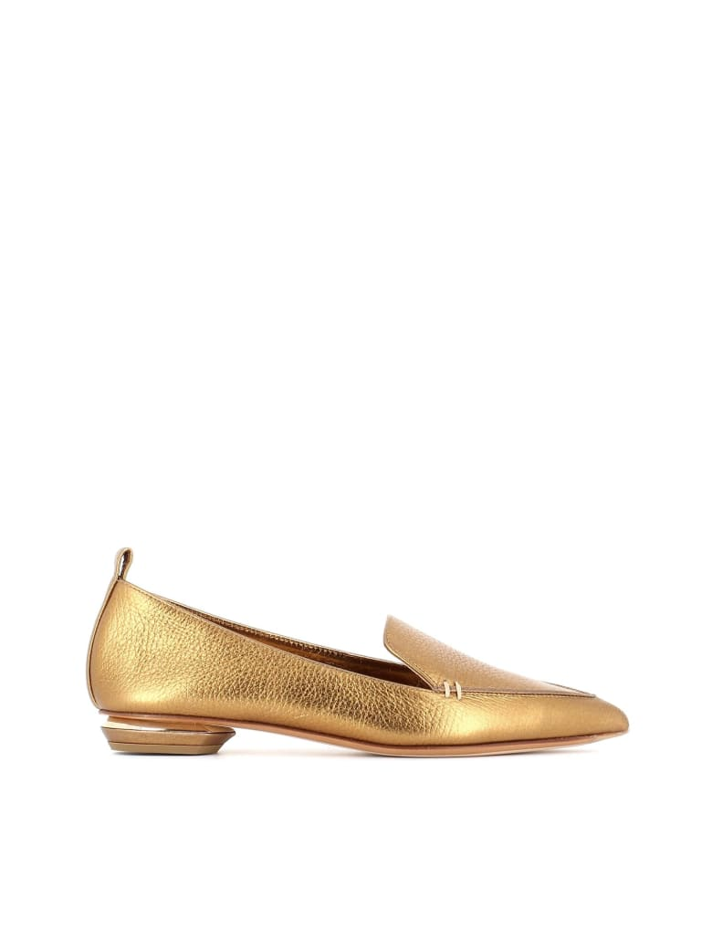"Nicholas Kirkwood ""beya"" Loafer - Bronze"