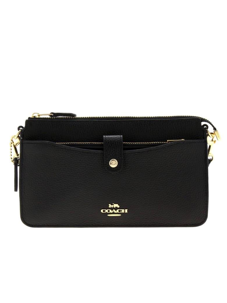 Coach Mini Bag Mini Bag Women Coach - black