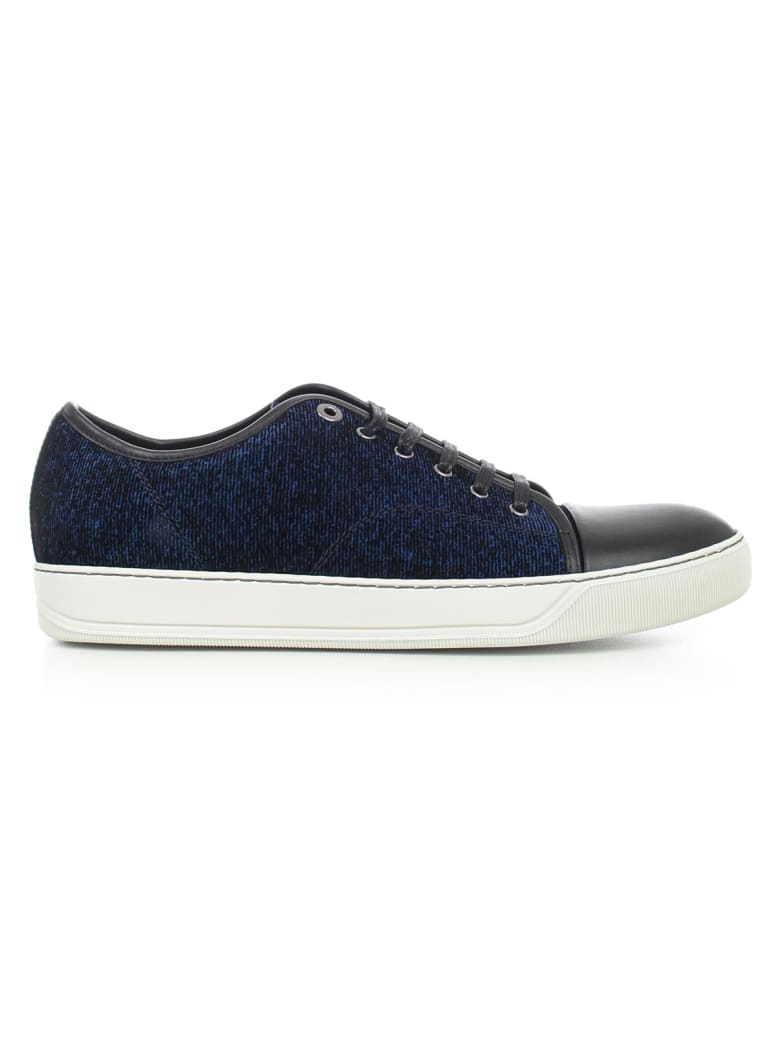 Lanvin Lanvin Sneakers Leather And
