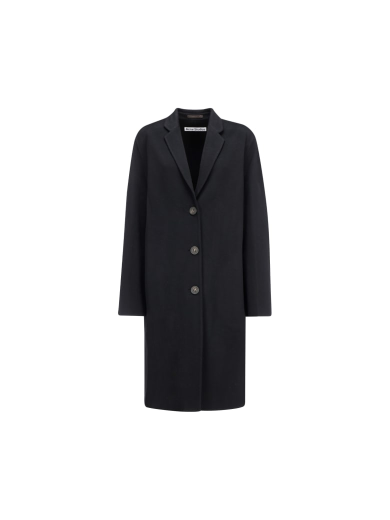 Acne Studios Coat - Black
