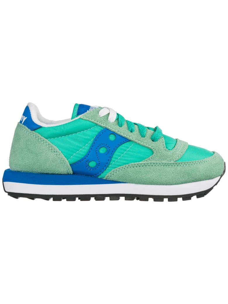 Saucony  Shoes Suede Trainers Sneakers Jazz O - Verde
