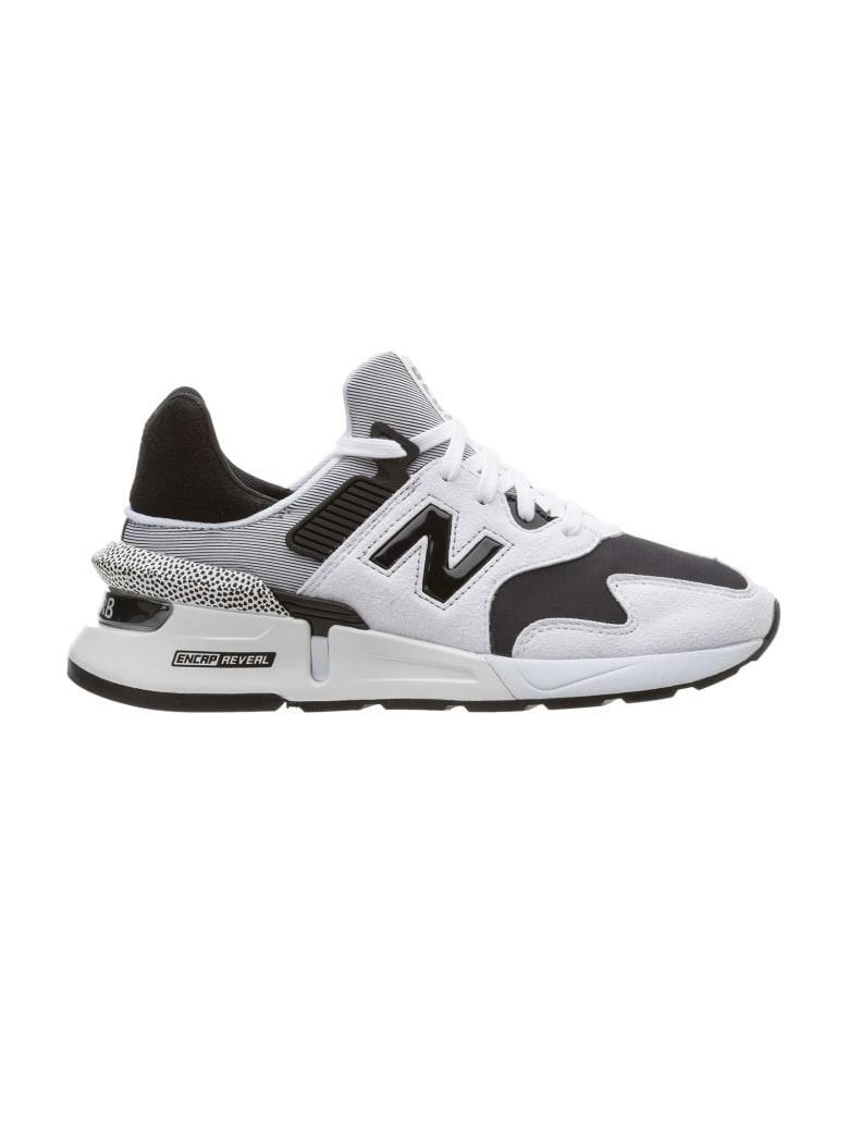 New Balance Shoes - White Black B