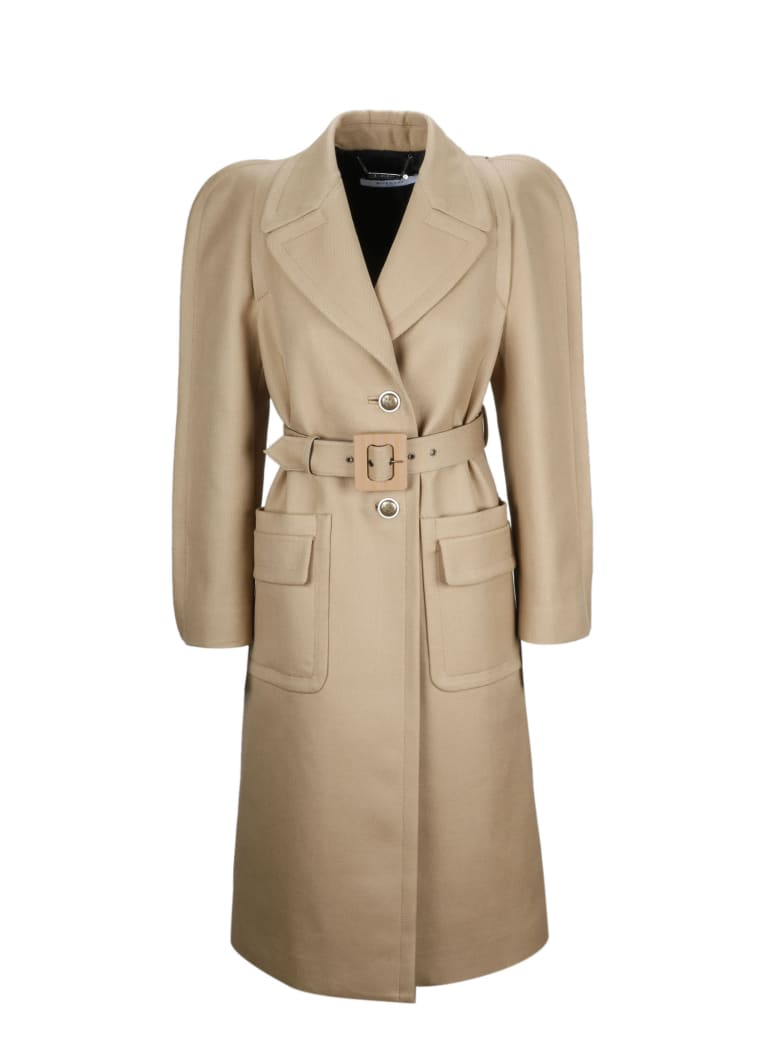 Givenchy Cappotto - Brown
