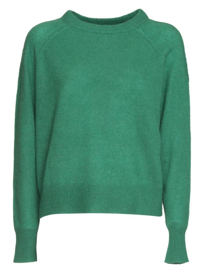 360 Sweater 360 Cashmere Gracie Sweater - VERDE