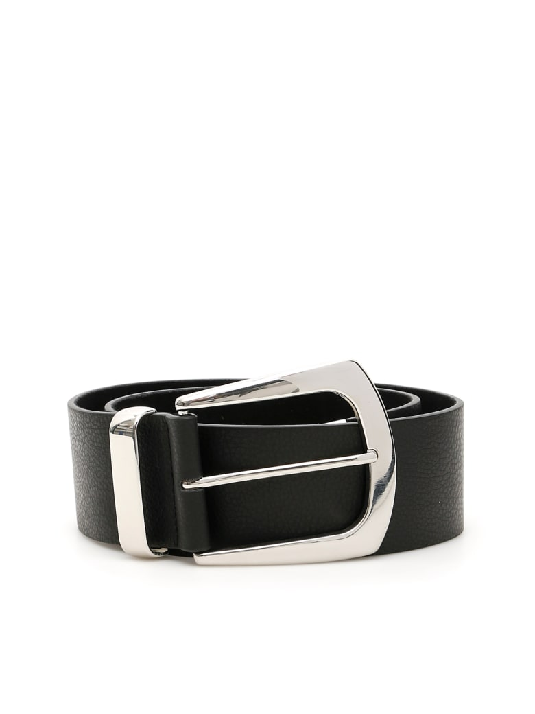 B-Low the Belt Jordana Belt - BLACK SILVER (Black)