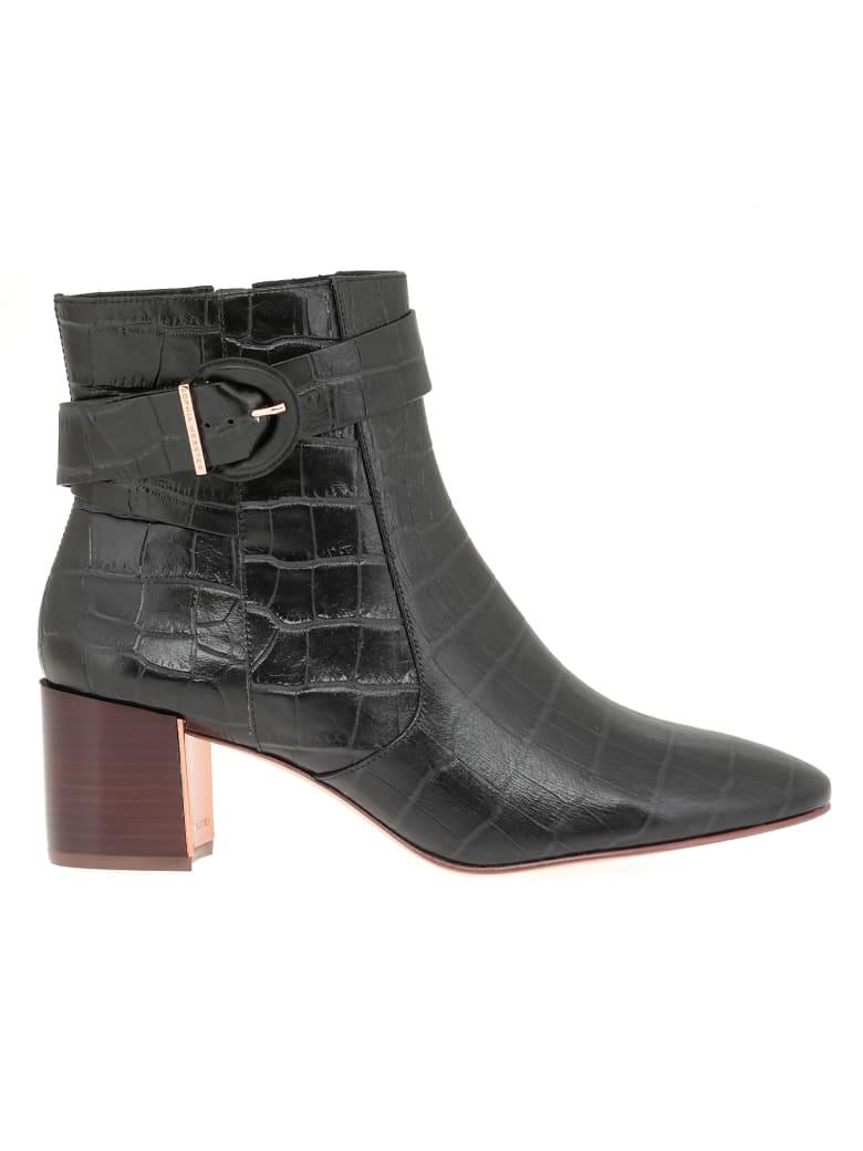 Sophia Webster Sam Ankle Boot - BLACK