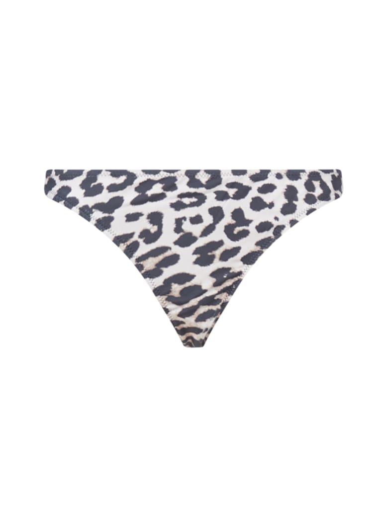 Ganni Swimwear - Leopard