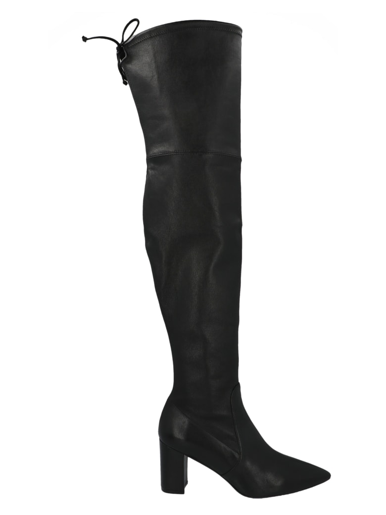 Stuart Weitzman 'lesley' Shoes - Black