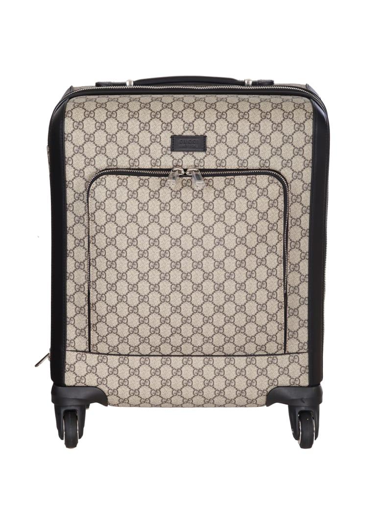 Gucci trolley - Beige
