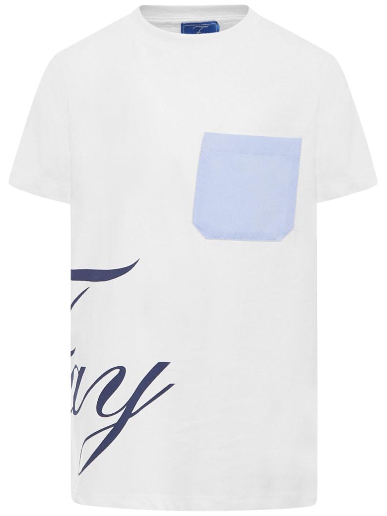 Fay Kids T-shirt - White