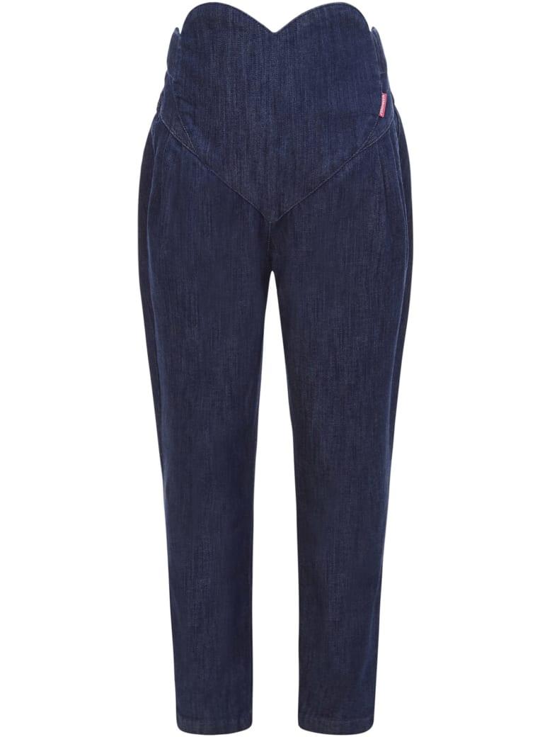 Simonetta Trousers - Light blue