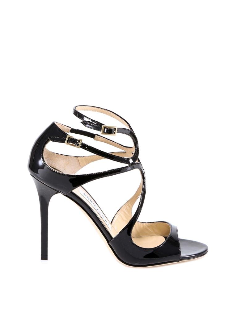 Jimmy Choo Lang Sandals - Black